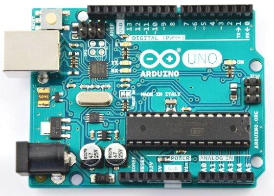 Kurs Arduino, poziom I