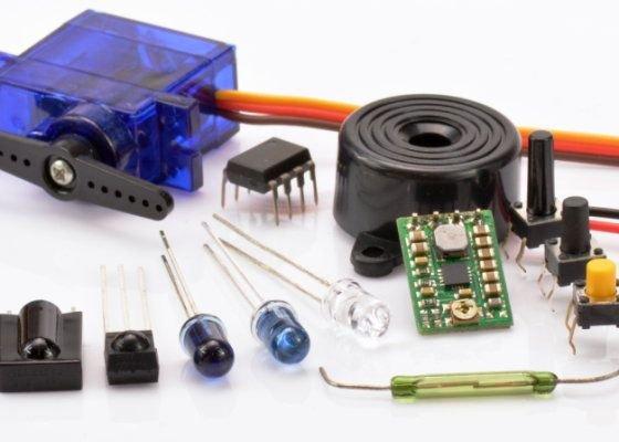 Kurs elektroniki, poziom II