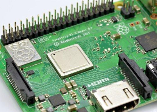 Kurs Raspberry Pi, poziom II