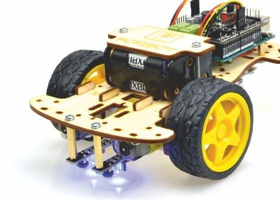 Kurs budowy robotów