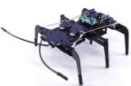 Roboty kroczące – teoria i podstawy projektowania