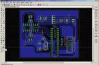 Cadsoft Eagle – część 2 (PCB)