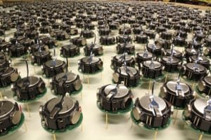 Co może rój 1000 małych robotów?