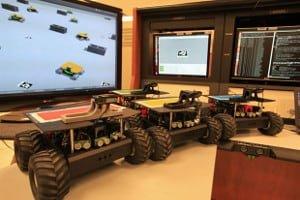 NASA i roboty górnicze