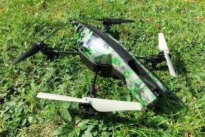 Wstęp do świata dronów – recenzja Parrot AR.Drone 2.0