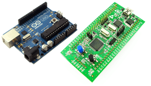 Oddam! – STM32, Arduino, czujniki, konwertery RS232