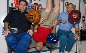 Free Flying Robot wsparciem dla astronautów