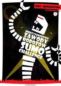Plakat SumoChallenge 2014