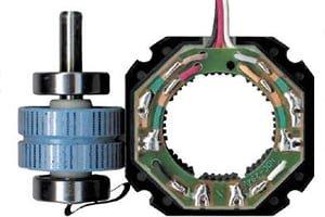 Silniki elektryczne: szczotkowe, bezszczotkowe, krokowe