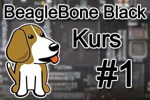 Kurs BeagleBone Black – #1- Pierwsze kroki