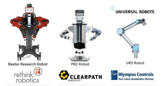 Roboty, które mogą wykorzystać zawodnicy