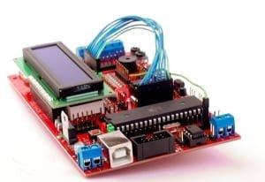 Recenzja zestawu uruchomieniowego EVB 5.1 firmy And-Tech