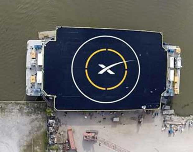 Platforma do lądowania na wodzie