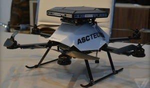 Drony śledzące już nie wpadną na przeszkody