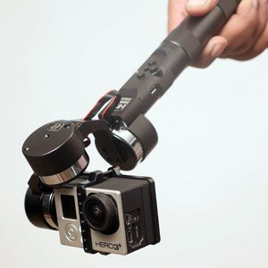 """""""I-FLY Gopro Handheld Gimbal"""" by Mayank chachra - Own work. Licensed under CC BY-SA 4.0 via Wikimedia Commons."""