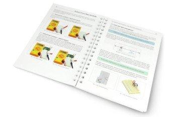 Kurs w formie książki…