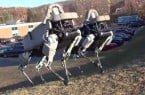 Spot – nowy, cichy robot od Boston Dynamics