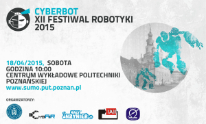 Cyberbot 2015 – Poznań, 18.04.2015