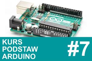 Kurs Arduino – #7 – Wyświetlacz tekstowy, LCD 2×16
