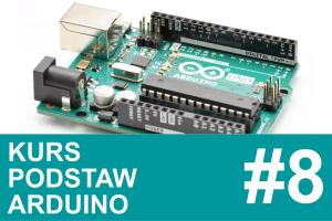 Kurs Arduino – #8 – Sterowanie silnikami DC, pętla for