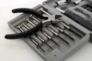 Podstawowe narzędzia.