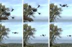 Nowy, wygodniejszy sposób na start quadrocoptera?
