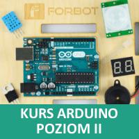 Kurs Arduino, poziom II