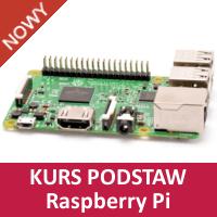 Kurs podstaw Raspberry Pi