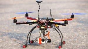 Kurs – Autonomiczna nawigacja robotów latających