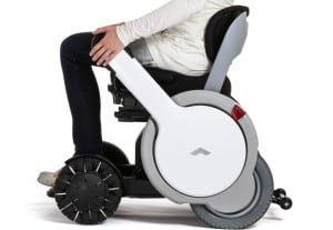 Wózek inwalidzki nowej generacji – Model A firmy Whill