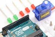 Kurs Arduino – #5 – PWM, serwomechanizmy, biblioteki
