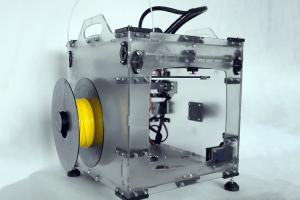 Recenzja drukarki 3D Velleman Vertex K8400