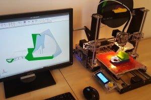 Druk 3D – Projektowanie modeli #1