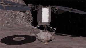 NASA przywiezie na Ziemię kosmiczny głaz!