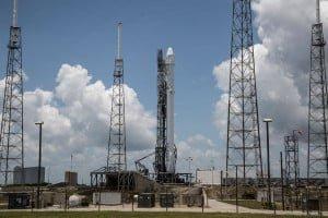 Houston, mamy problem – rakieta Falcon 9 nie doleciała