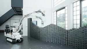 Roboty ze Szwajcarii będą pracować na budowach