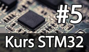 Kurs STM32 – #5 – Komunikacja z komputerem, UART