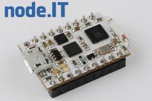 NodeIT, najmniejsze moduły, które pomogą w projektach IoT