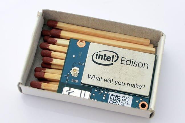 Moduł Intel Edison
