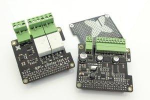 HAT do Raspberry Pi: przekaźniki, sterowniki silników i…