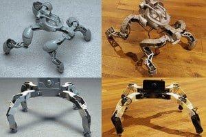 Disney ułatwia tworzenie niepowtarzalnych robotów