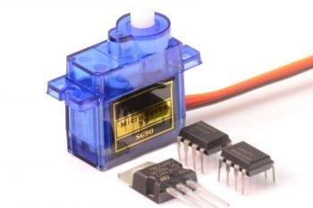 Kurs elektroniki - sterowanie sygnałem PWM