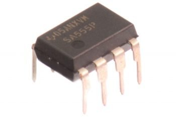 Kurs elektroniki II – #8 – wstęp do układu NE555
