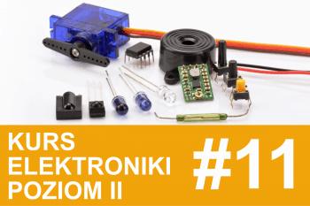 Kurs elektroniki II – #11 – czujniki analogowe