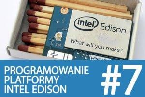 Kurs Intel Edison – #7 – interakcja przez przeglądarkę