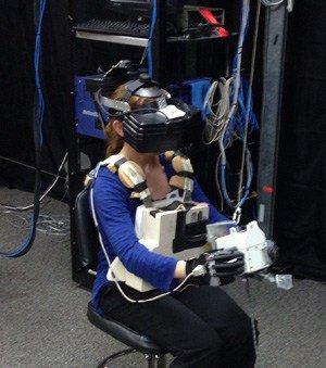 Testy w wirtualnej rzeczywistości.