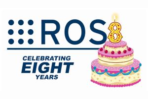 To już ósme urodziny ROS (Robot Operating System)