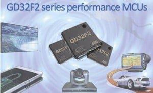 GD32 – szybsza, chińska wersja STM32?