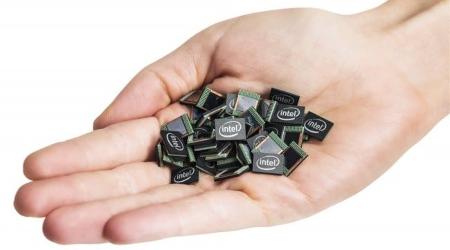 Moduły Intel Curie, źródło: http://iq.intel.com