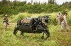 Robot-muł jest zbyt głośny dla armii